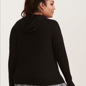 torrid Sweaters - Workout hoodie